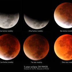 28th September 2015, Lunar eclipse by Andrew Chapman