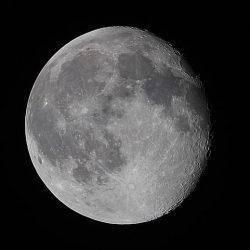 The Moon, by Darren Jehan