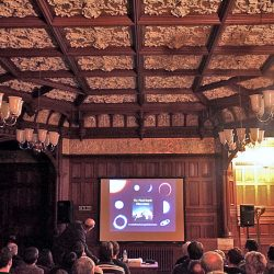 BAS at Bletchley Park - Linton's presentation, by Peter Truscott