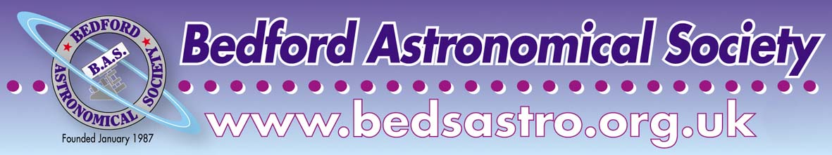 Bedford Astronomical Society`