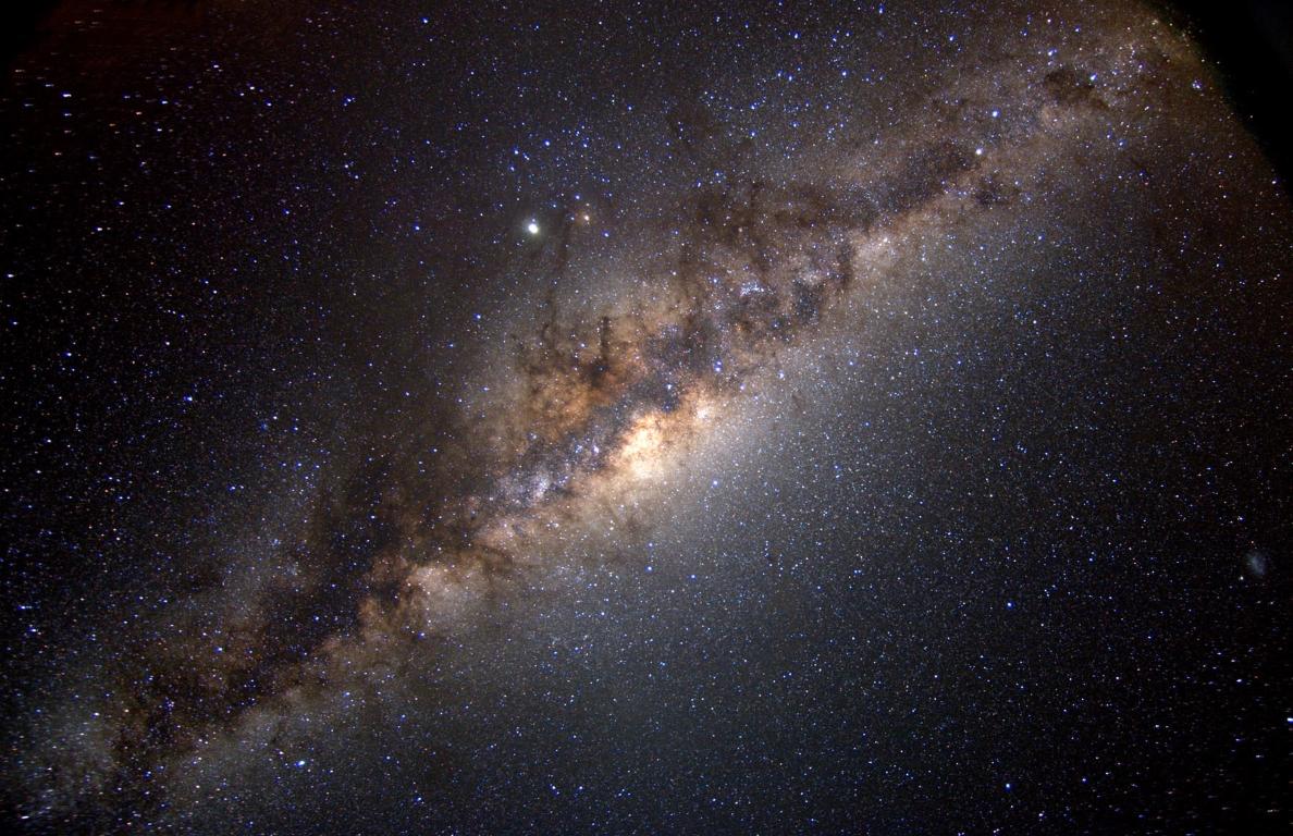Milky Way - courtesy Nasa